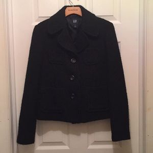 GAP coat.  Timeless.  Classy